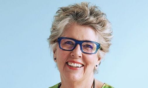Great British Bake Off's Prue Leith to shake up NHS food