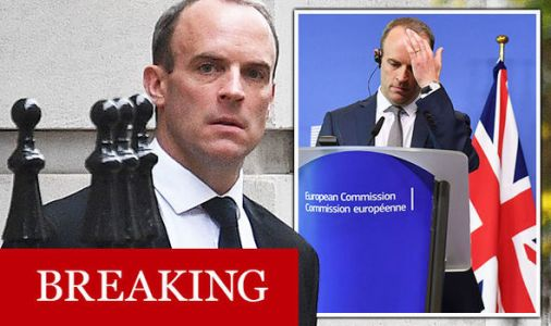 Dominic Raab RESIGNS in Brexit fury: Brexit Secretary CANNOT support deal