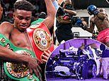 Errol Spence Jr returns to the ring after a 14-month absence but does he still have it?