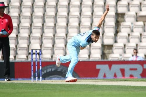 England dealt World Cup injury scare as Mark Wood limps out of Australia warm-up