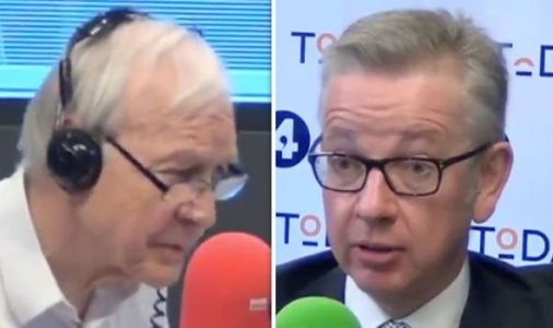 BBC's John Humphrys raises voice at Michael Gove in fierce clash - 'What is the plan?'