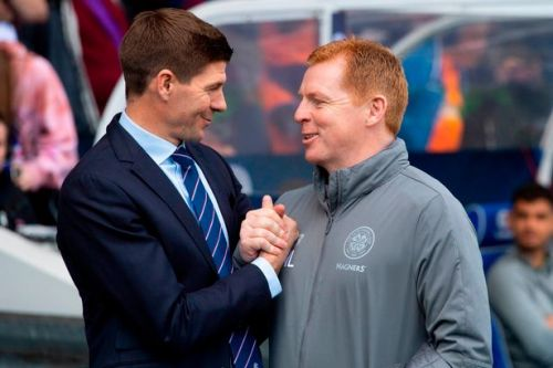 Rangers and Celtic issued cutting challenge as title race heats up