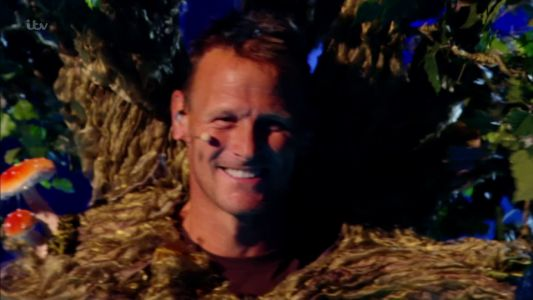 The Masked singer reveals Tree is Teddy Sheringham after being eliminated from the show