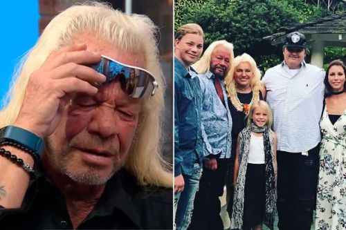 Mystery surrounding Dog The Bounty Hunter grows as docs 'rule out heart attack'