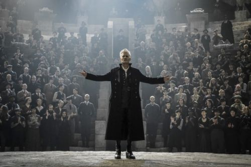 """Fantastic Beasts: the Crimes of Grindelwald review """"a wonder and a joy to behold"""""""