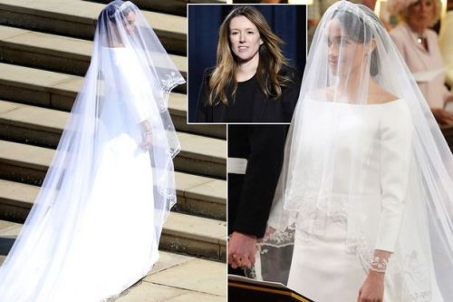 Givenchy's Clare Waight Keller was the perfect choice to design Meghan Markle's wedding dress