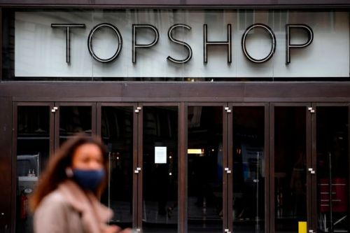 Topshop owner Arcadia to permanently shut 31 stores at loss of 714 jobs