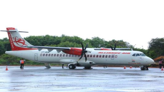 Alliance Air goes international; connects Chennai with Jaffna