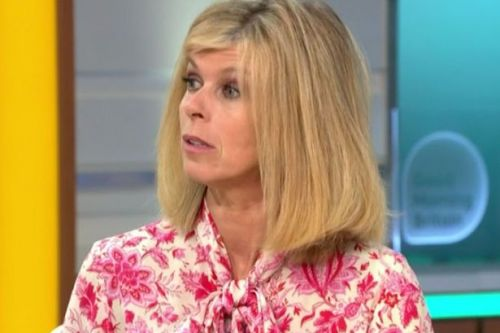 Kate Garraway shares update on husband Derek Draper on GMB