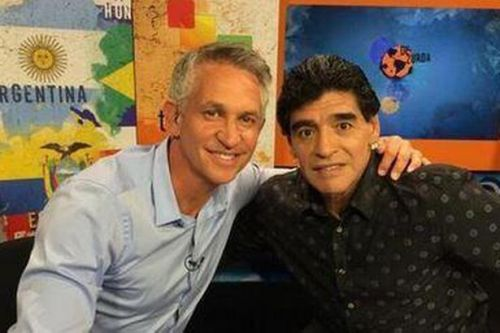Gary Lineker forced to defend himself as Diego Maradona tribute divides opinion