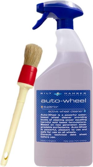 How to clean alloy wheels - and four of the best cleaning products