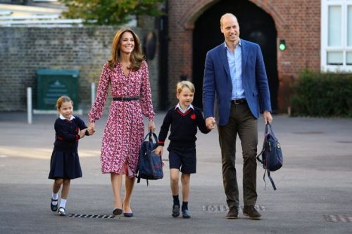 Prince George nicknamed after famous tea brand by parents William and Kate