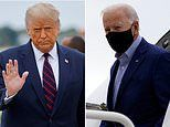 Donald Trump and Joe Biden arrive in Cleveland for first presidential debate