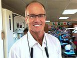 Dentist Walter Palmer who killed Cecil the Lion 'is back hunting sheep in Mongolia'