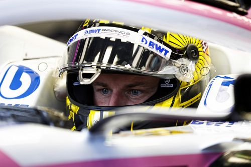 """Carpenter: Hulkenberg """"has an interest"""" in a possible IndyCar test"""