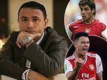 Arsenal SACK head of international scouting Francis Cagigao as they cut costs