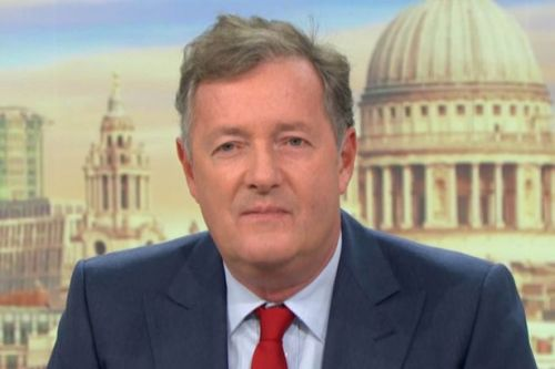 GMB's Piers Morgan 'packs his bags' amid fears he could be axed from ITV show
