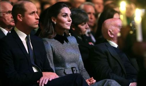 Kate Middleton heartbreak: Her 'humbled' reaction to meeting Holocaust survivors - in full