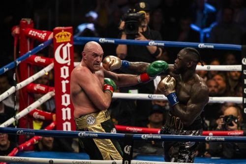BT Sport Box Office problem leaves Tyson Fury vs Deontay Wilder customers unable to record fight