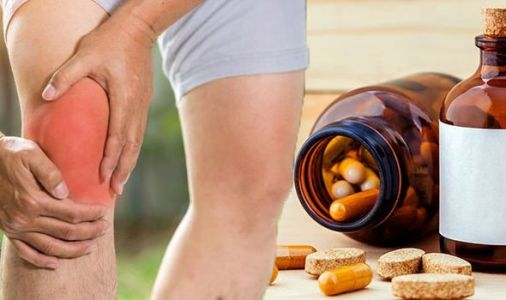 Arthritis: THIS supplement helps man with painful arthritis symptoms take up sport again