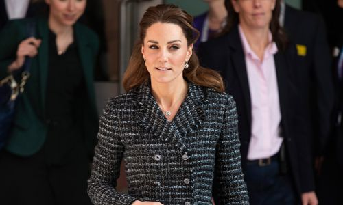 The real reason Kate Middleton didn't wear her engagement or eternity rings on latest visit