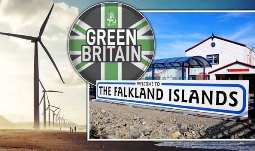 Falkland Islands green revolution: Wind-turbines to give free energy for electric vehicles
