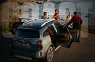 Promoted   The new MINI Countryman: make the most of the coast