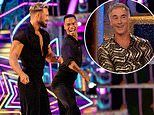 JAN MOIR: Spray tans, sequins and a shimmying silver fox. it can only be Strictly, my loves