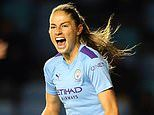 Manchester City Women 1-1 Atletico Madrid Women: Champions League tie finely poised