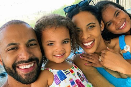 Rochelle Humes 'has a £3,599 village shop' installed for her children