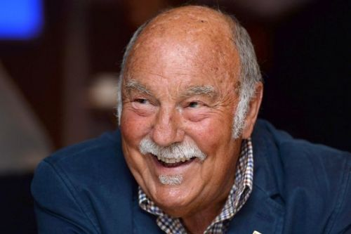 England's Jimmy Greaves spent his final day watching cricket on TV, says son