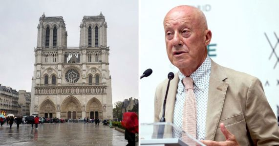 Norman Foster wants to give Notre Dame a contemporary makeover