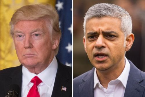 Donald Trump demands 'disaster' Sadiq Khan is replaced after three men killed in London