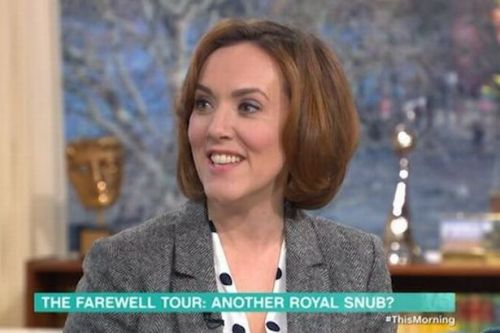 Royal expert on This Morning gets 'death threats' over Meghan Markle comments