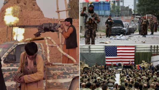US forces to evacuate 'up to 20,000' Afghan refugees and re-home them in America