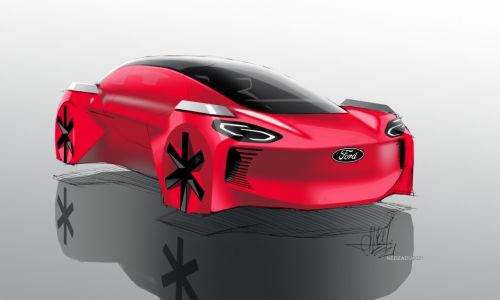 We want flying cars! Children tell automaker Ford what to build next