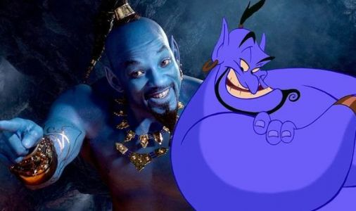 Aladdin: 'There is NO comparison between Will Smith and Robin Williams' says Disney legend
