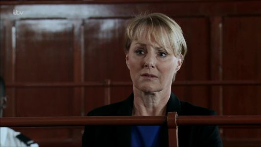Why is Sally Metcalfe in prison and is she going to be released like Deirdre Barlow aka The Weatherfield one?
