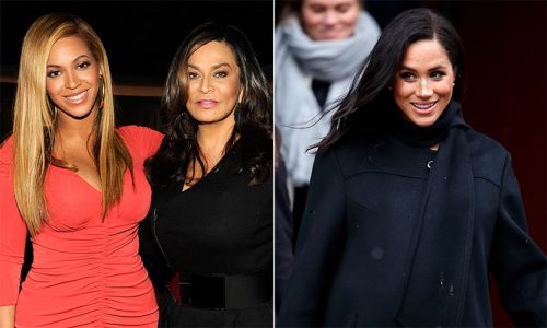Beyonce's mother Tina Knowles heaps praise on Meghan Markle