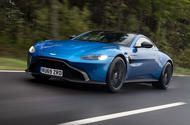 Aston Martin Vantage manual 2019 review