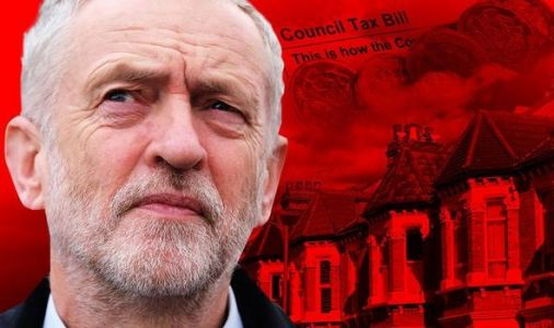 Labour to cripple households with council tax rises in scores of towns and boroughs