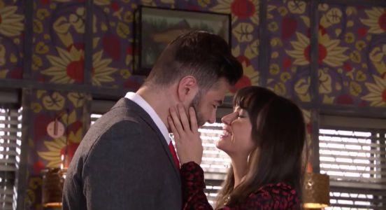 Hollyoaks spoilers: Shock reunion as Mercedes and Sylver McQueen get back together