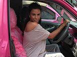 Bankrupt Katie Price's pink Range Rover is slashed by £10k as she struggles to sell it