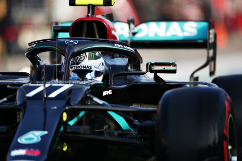 Valtteri Bottas denies Lewis Hamilton tenth pole position of season with stunning run in Emilia Romagna GP qualifying