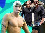 Cody Simpson's trainer Brett Hawke shares an inspirational message after swim trials
