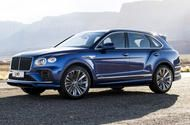Bentley Bentayga Speed: world's fastest SUV updated for 2021