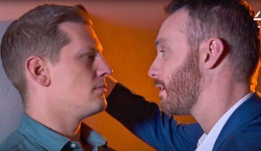 Hollyoaks spoilers: James Nightingale reunites with John Paul McQueen as he cheats on Ste Hay?