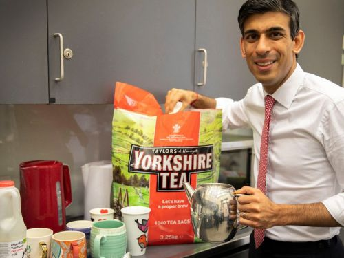 New Chancellor Dunks Yorkshire Tea in Hot Water by Dunking Yorkshire Tea in Hot Water