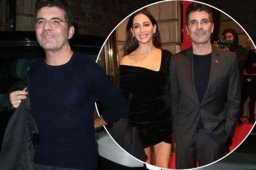 Simon Cowell skinnier than ever on date night with Lauren Silverman after losing 20lbs