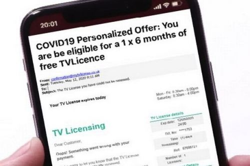 Scots warned over TV Licence scam offering 'free viewing for six months'